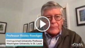 Prof Roddy Roediger